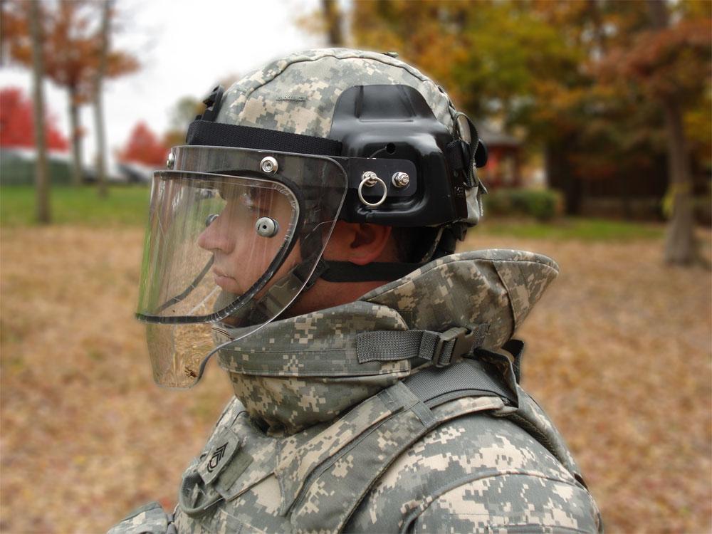 Armored Glass – OSG